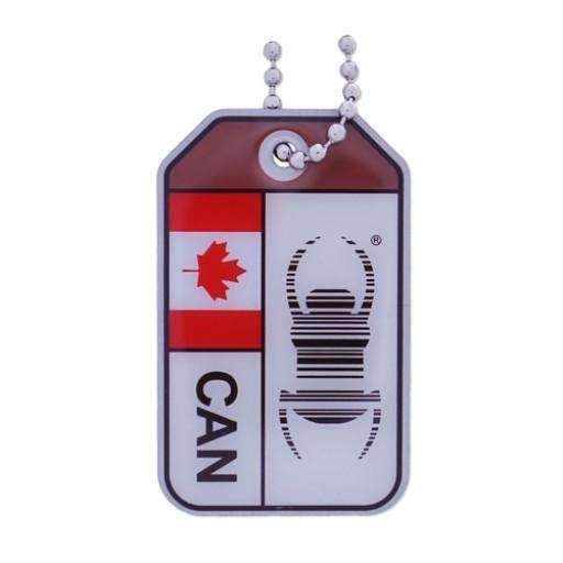 Travel Bug «Origine Canada»