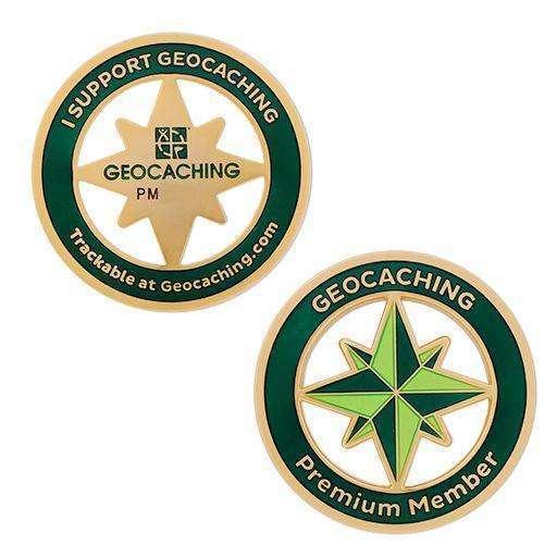 Geocoin: Membre Premium