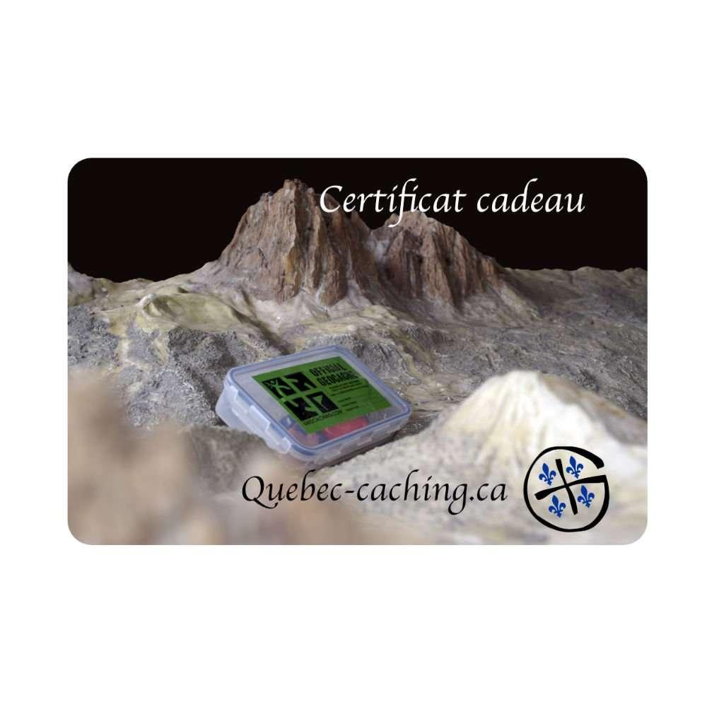 Certificat-cadeau_Quebec-Caching_Geocaching-Quebec